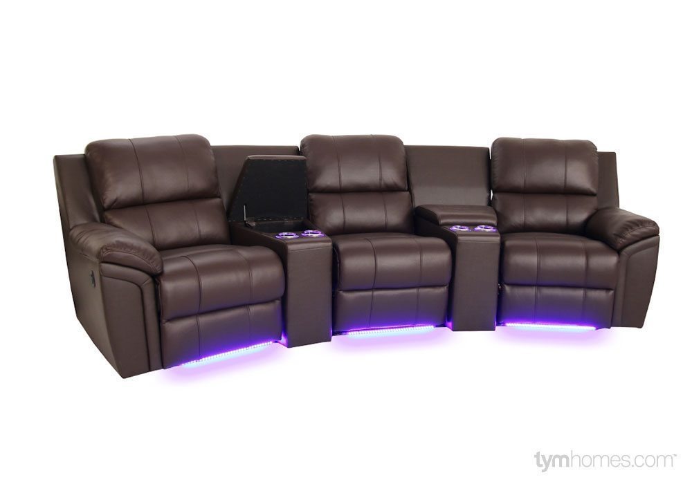Home Theater Seating amp Sectionals Salt Lake City TYM  : 1000 Seating Seatcraft SectionalMadison BRN 02 from tymhomes.com size 1000 x 700 jpeg 37kB